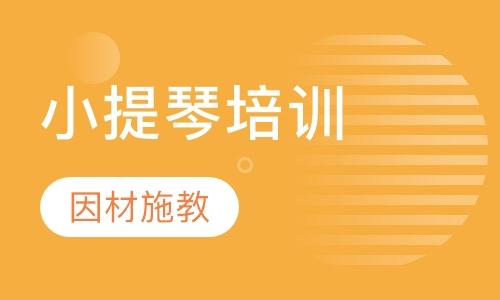 郑州小提琴培训