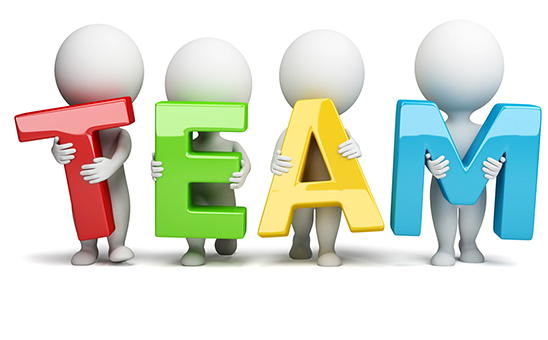 面对挑战的勇气,分享团队合作及成功的喜悦!