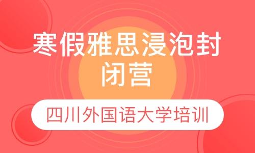 重庆暑期雅思培训机构