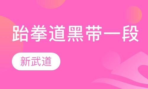 郑州市跆拳道班