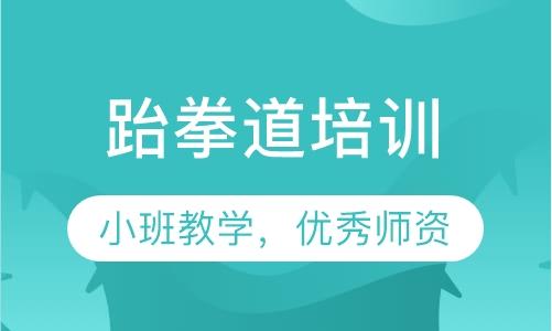深圳少年跆拳道培训
