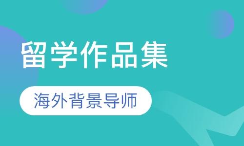 郑州艺术作品集辅导