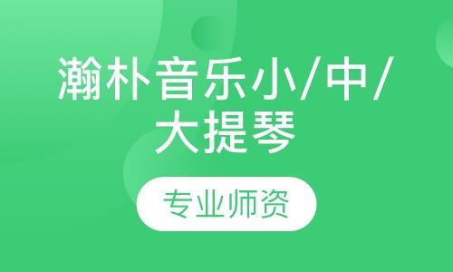 郑州小提琴学校