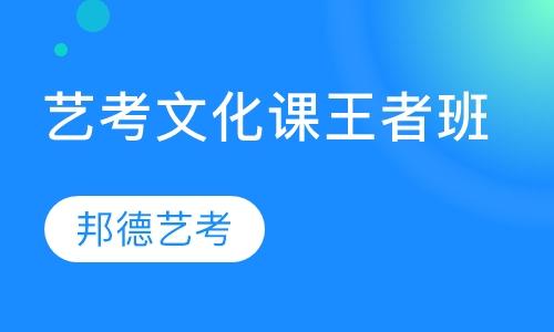 武汉艺术考生文明课补习