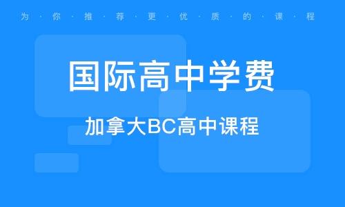 上海国际高中学费