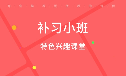 天津补习小班