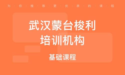 武汉蒙台梭利培训机构