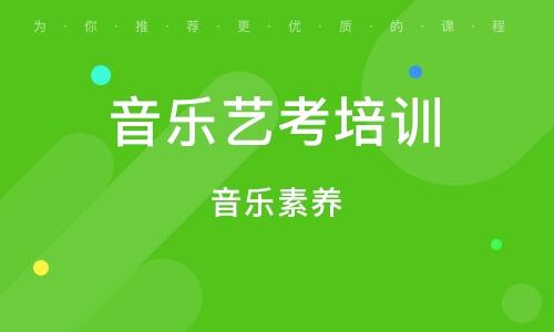 广州音乐艺考培训