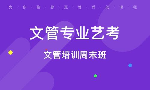 济南文管专业艺考