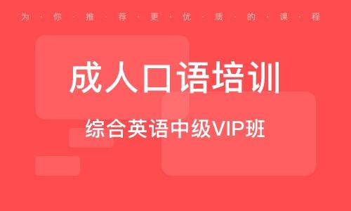 综合英语中级VIP班
