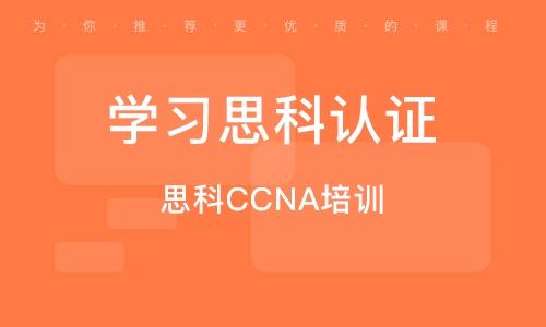 思科CCNA培訓