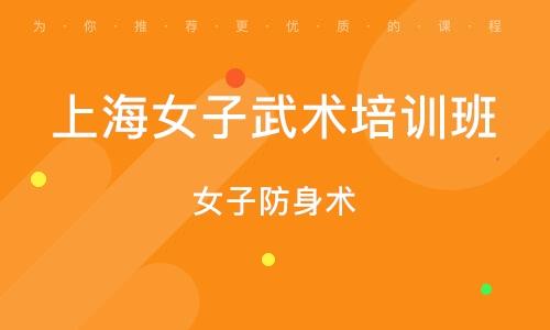 上海男子武术培训班