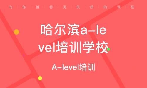 A-level培訓