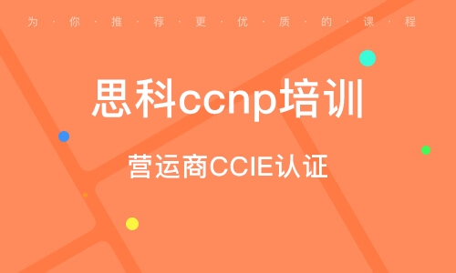 營運商CCIE認證