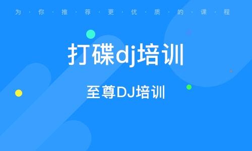至尊DJ培訓班