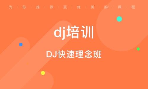 天津dj培训课程
