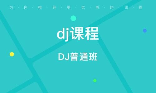 天津dj课程