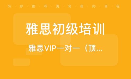 雅思VIP一對一(頂級老師)