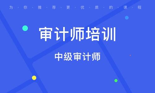 武漢審計師培訓學校