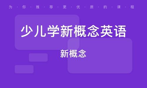武汉少儿学新概念英语