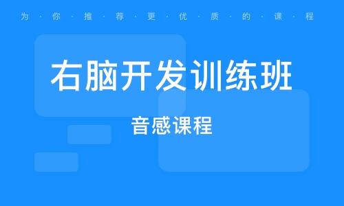 北京右脑开发训练班