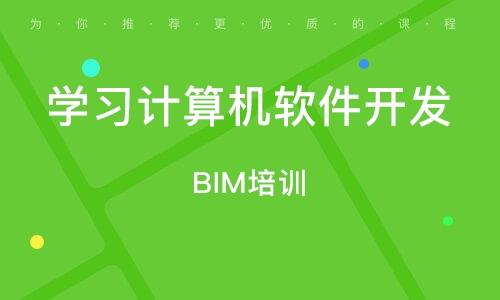 天津学习计算机软件开发