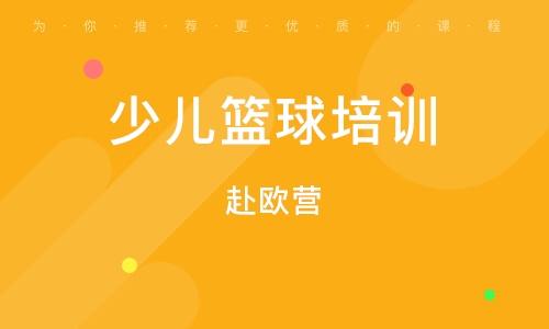 北京少兒籃球培訓