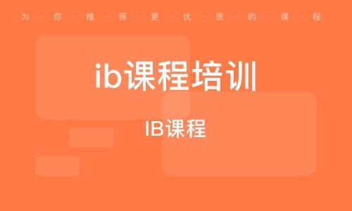 天津ib课程培训班