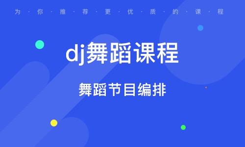 上海dj舞蹈课程