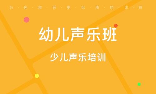 天津幼儿声乐班