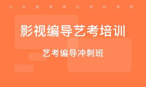 上海影视编导艺考培训