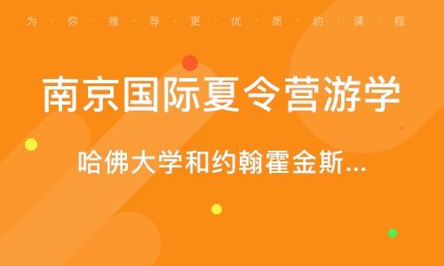 南京国际夏令营游学