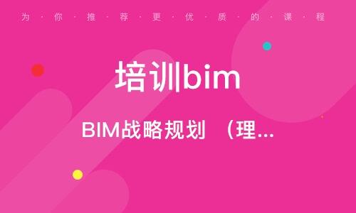 BIM戰略規劃 (理論取證班)
