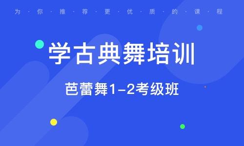 上海学古典舞培训班