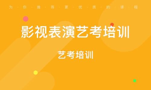 上海影视表演艺考培训