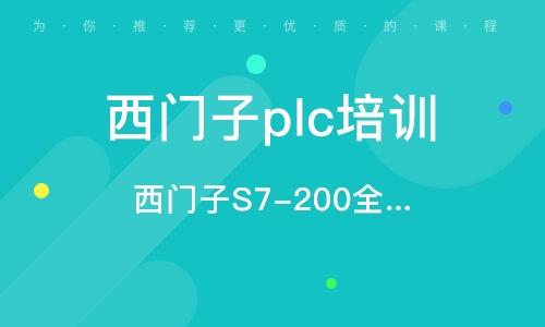 西门子S7-200全科班