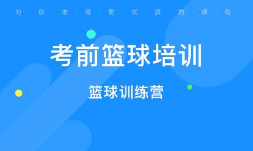 北京篮球训练营
