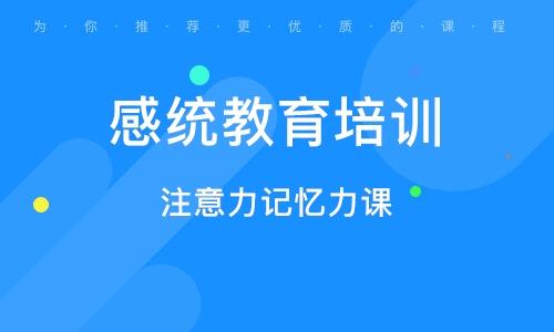 北京注意力记忆力课