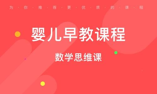北京数学思维课