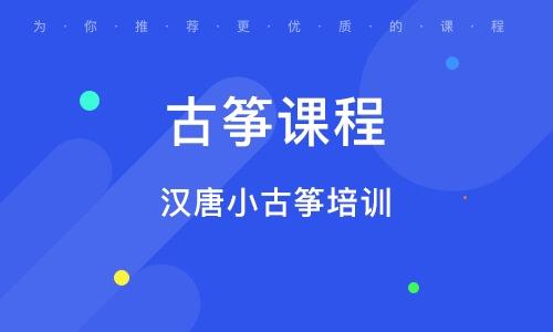 上海古筝课程
