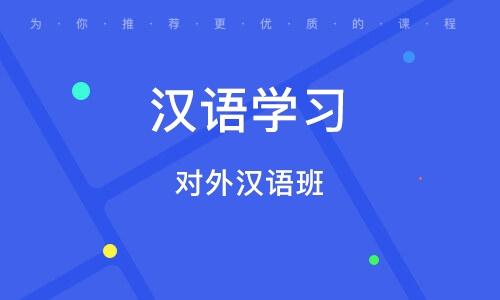 广州汉语进修