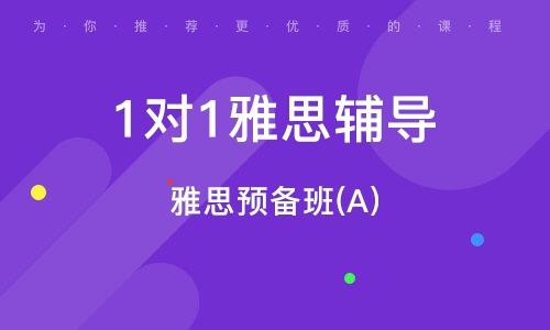 潍坊雅思预备班(A)