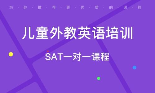 潍坊SAT一对一课程