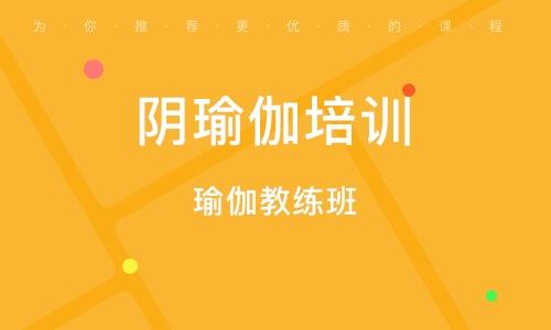 杭州阴瑜伽培训