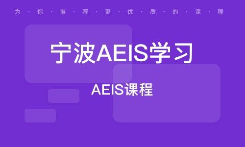 AEIS課程