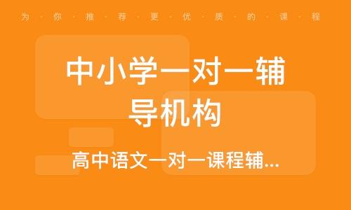 广州中小学一对一辅导机构