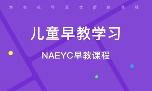 NAEYC早教课程