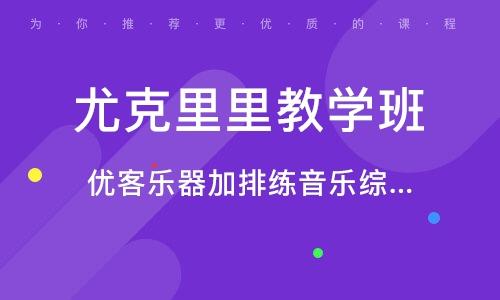 深圳尤克里里教学班