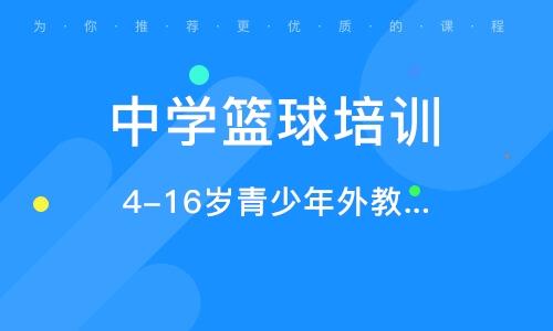 天津中学篮球培训班