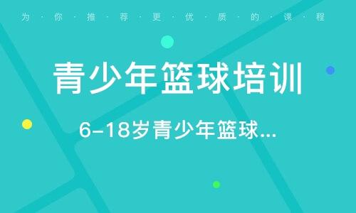 天津青少年篮球培训